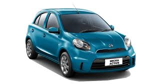 Nissan Micra Active Price (GST Rates), Images, Mileage, Colours ...