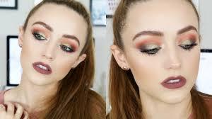 anastasia prism palette makeup tutorial really easy to do