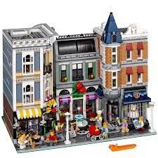 Assembly Square 10255 | Creator Expert | Buy online at the Official LEGO®  Shop US