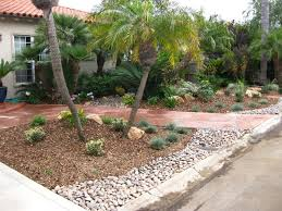 desert garden design landscape channel