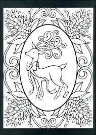 Stained Glass Coloring Pages Christmas Stained Glass Coloring Pages