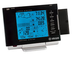 Meade Te923w M Professional Weather Station W Temperature