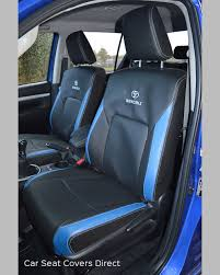 toyota hilux invincible seat covers passenger seat