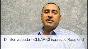 Dr. Ben Zepeda | Clear Chiropractic Redmond