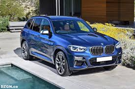 2018 bmw x3 m40i.  m40i the new bmw x3 m40i is the first ever m performance model in lineup  and sets standards with its sharper dynamics high level of exclusivity  for 2018 bmw x3 m40i 5