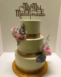 Designers Cake Simple And Elegant Buttercream Wedding Cake With