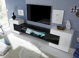 tv stands modern attractive tv stand incastro low black by lc mobili within 13
