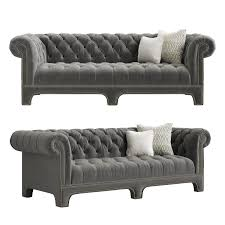 mitchell gold sofa. Interesting Sofa Claudette Sofa  Mitchell Gold Bob Williams 3d Model Max Fbx  With Mitchell Gold Sofa