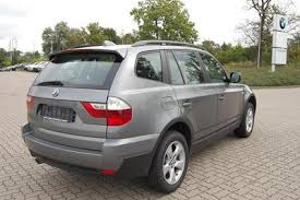 Lhd BMW X3 (07/2010) - Metallic Space Grey Lieu: ...