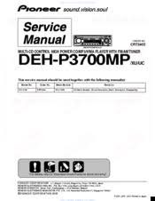 wiring diagram for pioneer deh pmp cd player wiring pioneer deh p3700mp radio cd manuals on wiring diagram for pioneer deh p3700mp cd player