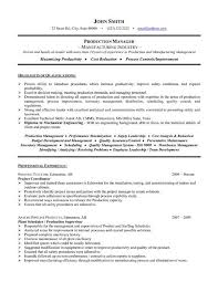 Resume Software Manager Resume Objective