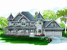 victorian house plan 032h 0049