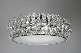 amazing of ceiling crystal chandelier ceiling light venus six with crystal ceiling light
