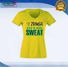 Zumba Shirt Dancing Shirt Workout Shirt For Women