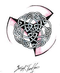 татуировки с кельтскими узорами крестами и орнаментами кельтский
