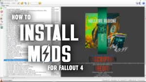 How to Install Fallout 4 Mods ...