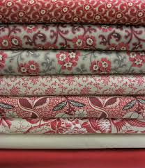 New Chateau Rouge fabrics from French General have arrived at the ... & New Chateau Rouge fabrics from French General have arrived at the store.  Calico House, Adamdwight.com