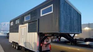 gooseneck tiny house. 28\u2032 Gooseneck Trailer Tiny House By Alpine Homes