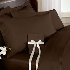 1000 count egyptian cotton sheets. Unique 1000 Egyptian Bedding 1000ThreadCount Cotton Sheet Set Queen  Chocolate Solid Intended 1000 Count Sheets I