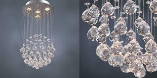gallery crystal ball raindrop chandelier