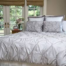 pintuck duvet cover white target diy knotted cal king