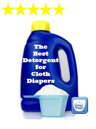 The Best Detergent For Cloth Diapers