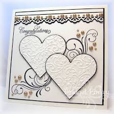 the 25 best engagement cards ideas on pinterest heart cards Wedding Card Craft Pinterest mmtpt216 congrats sara and dave by bfinlay cards and paper crafts at splitcoaststampers Pinterest Card Making Ideas