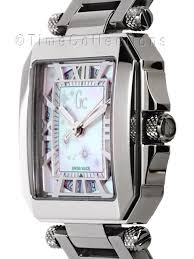 new guess collection gc diamonds ss bracelet lady watch mop date i214 photobucket com albums cc91 timecollections
