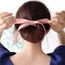 Bows In Hair Style hairstyles ideas bow hairstyles in the back of the head cute 7343 by wearticles.com