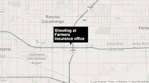 one dead after shooting at farmers insurance office in ontario