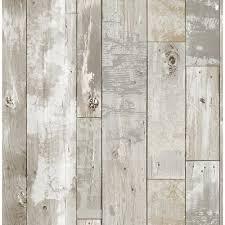 a street deena grey distressed wood wallpaper 2540 24054 the home depot