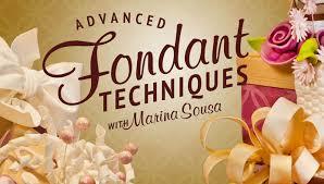 Advanced Fondant Techniques Online Cake Decorating Tutorials