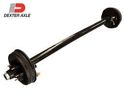 5 2k dexter trailer axle your new electric brake axle today 5 2k dexter trailer axle your new electric brake axle today the trailer parts outlet