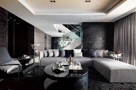White And Black Living Room 29 Beautiful Black And Silver Living Room Ideas To Inspire