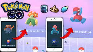 ENTWICKLUNGSITEMS FINDEN, PORYGON 2 & BLUBELLA | Pokémon GO deutsch -  YouTube