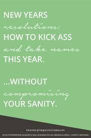 Kick ass new years