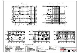 проект по архитектуре промышленное здание чертеж курсовой проект по архитектуре промышленное здание чертеж