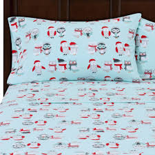 twin bed flannel sheets