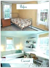 guest bedroom office. Plain Office Small Guest Room Ideas Home Office Bedroom Spare  Decorating  For O
