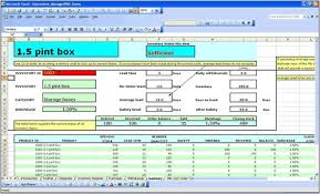 inventory software in excel inventory manager pro for excel manufacturing and operations