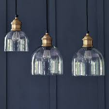glass pendants lighting. Flori Glass Pendant, Brass Pendants Lighting B