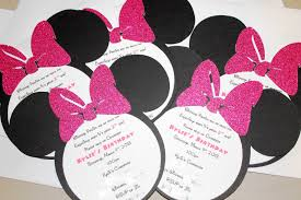 Minnie Mouse Baby Shower Decorations Baby Minnie Mouse Baby Shower Invitations Gangcraftnet