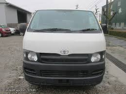 2006/Oct Used TOYOTA REGIUSACE VAN KR-KDH200 Engine Type 2KD-FTV Ref ...