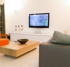 Flat Screen TV Installation in Marin