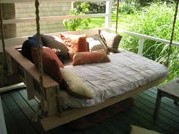 Surprising Hanging Pallet Bed 68 For House Interiors With Hanging Pallet Bed