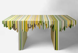 recycled furniture pinterest. Recycled Corian Furniture Inhabitat Green Design Innovation Recycle Pinterest 5