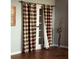 sliding door curtains decorating ideas and sliding door curtains at target