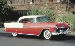 The Future is Now at Chevrolet: 1955 Sees Knockout New V8 and More ...