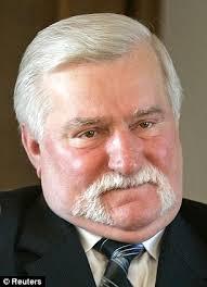 「Lech Wałęsa, president」の画像検索結果