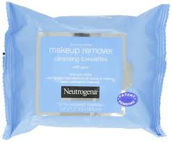 the neutrogena makeup remover cleansing towelettes are ideal if you are looking for a thorough clean want to remove your makeup or have acne e skin